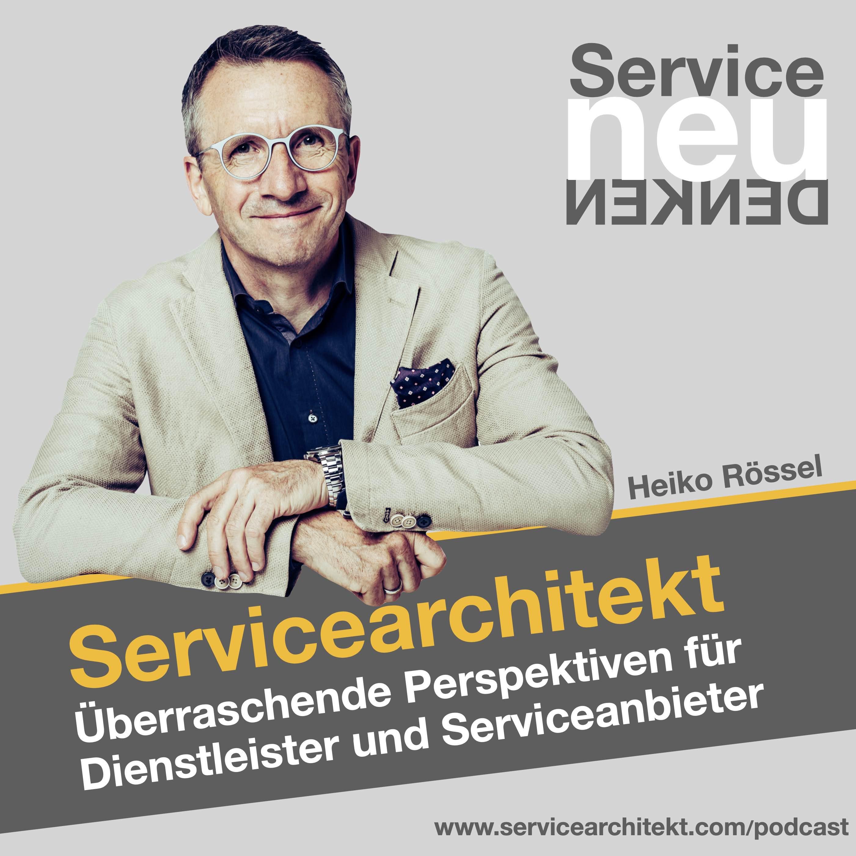 Servicearchitekt - der Weg zum perfekten Dienstleistungsangebot